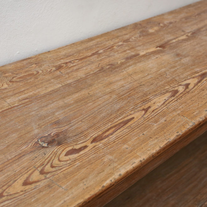 Wooden Console 4