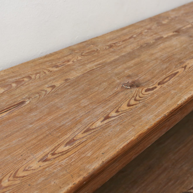 Wooden Console 5