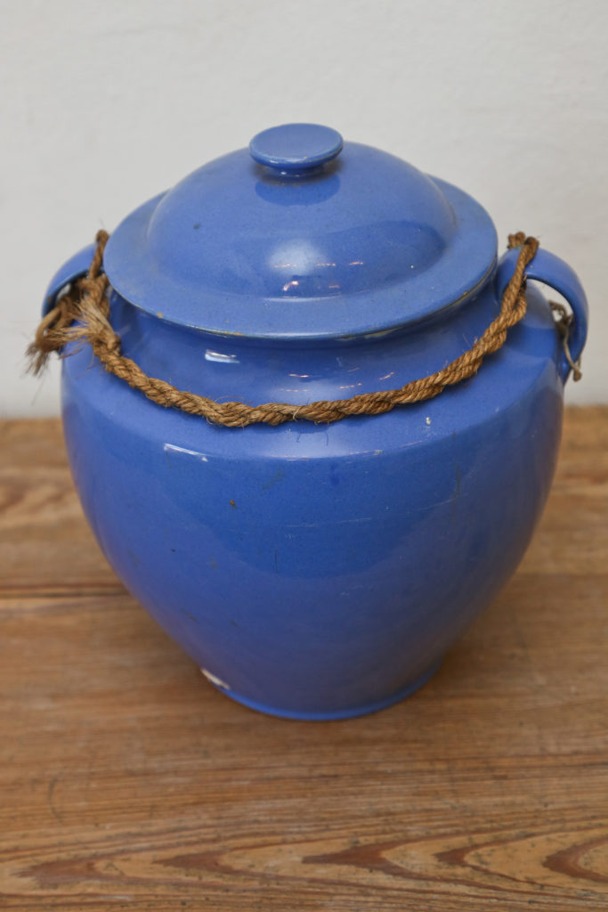 French Pottery Jar 1