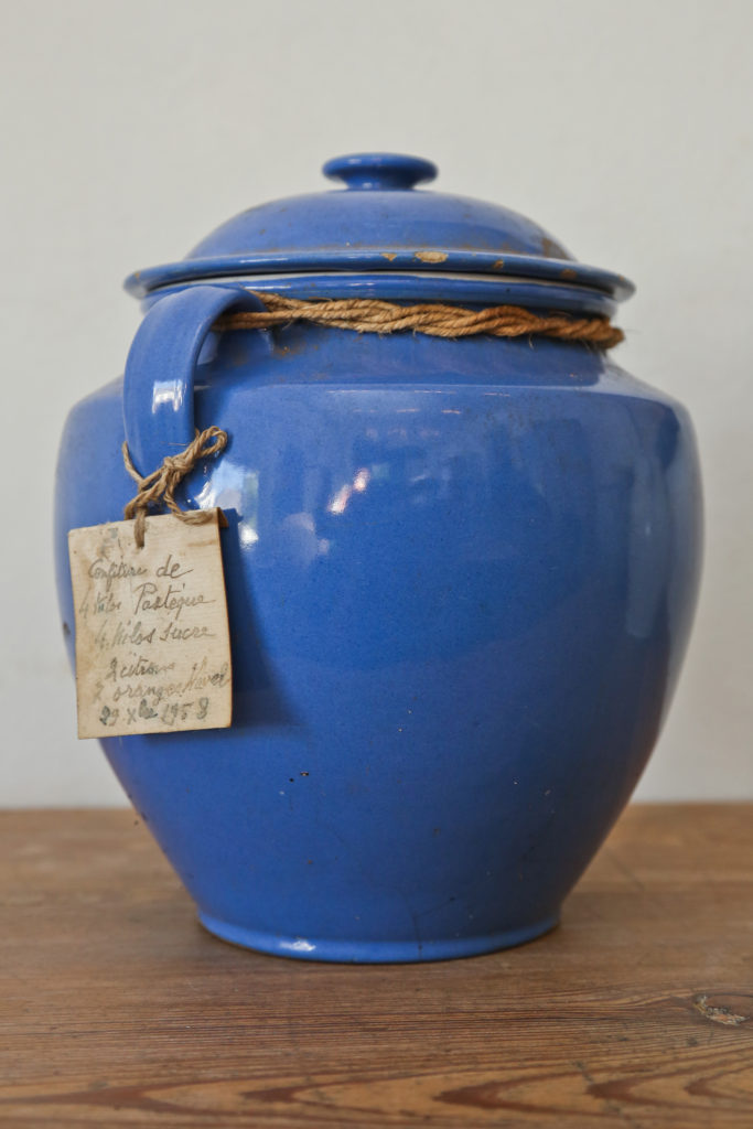 French Pottery Jar 2