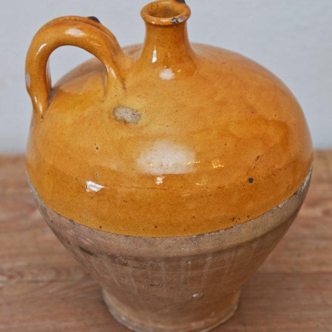 French Pottery Jar 1