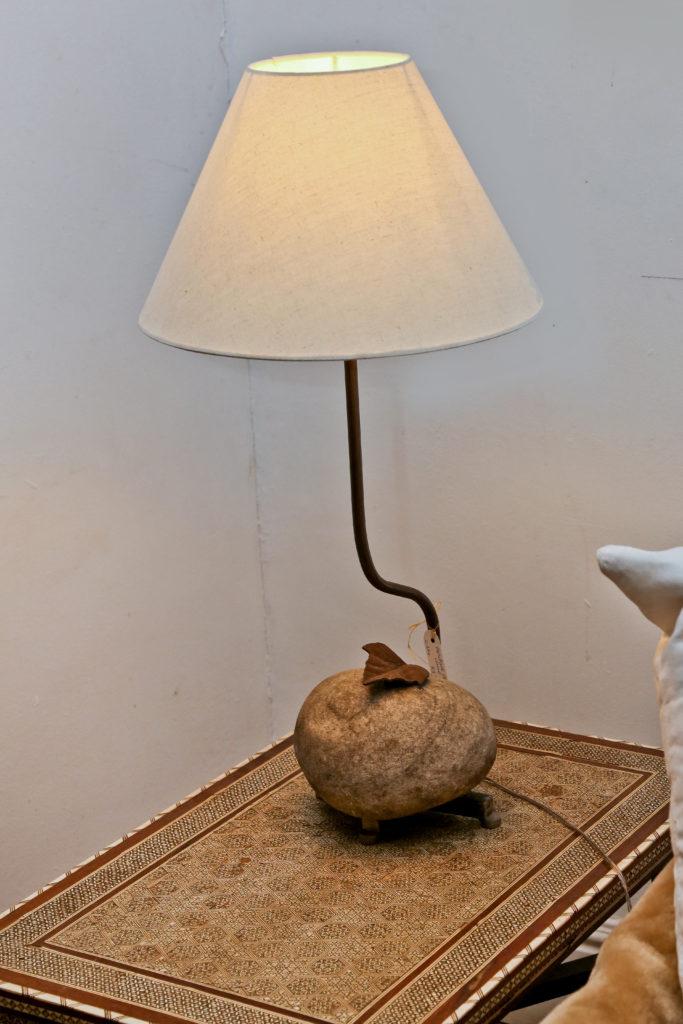 Rock Lamp 2