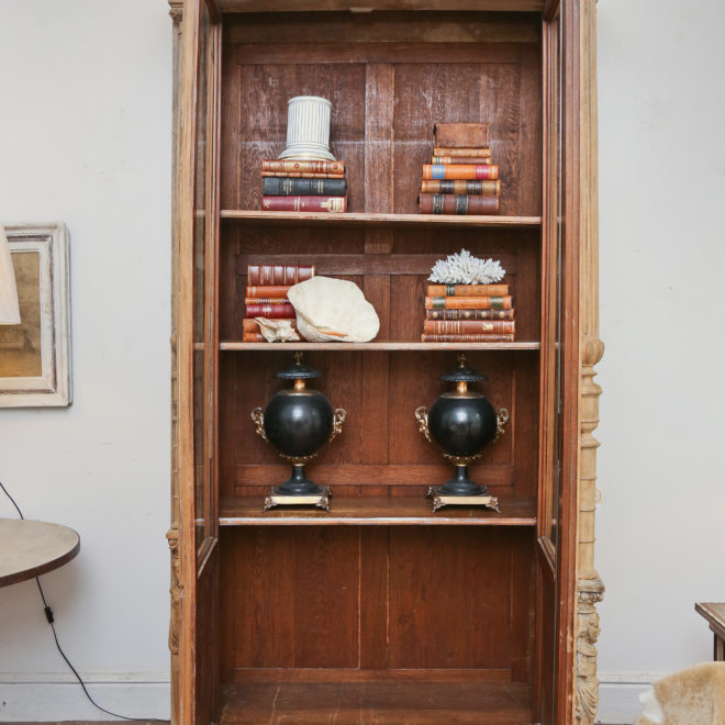 19th C French Biblioteque 2