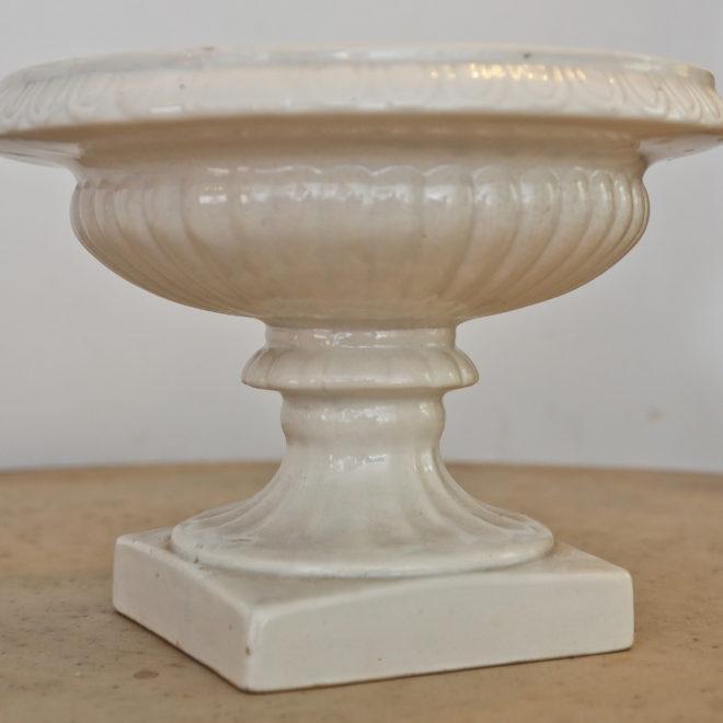 White Ware Urn 1
