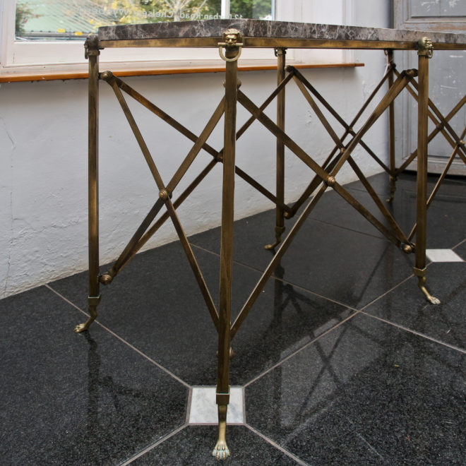 Marble console 2