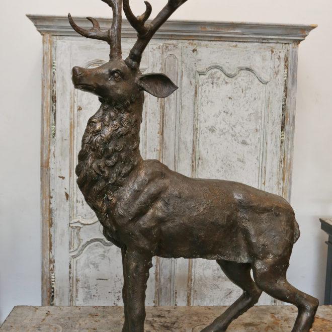 Bronze Deer 2