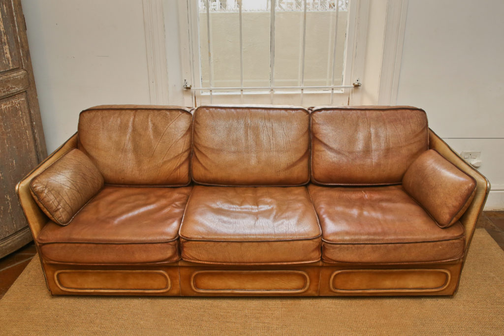 Leather Sofa 2