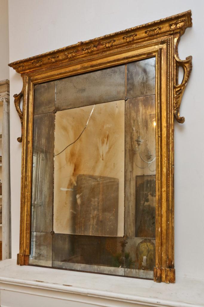 Italian Gilt Mirror 2