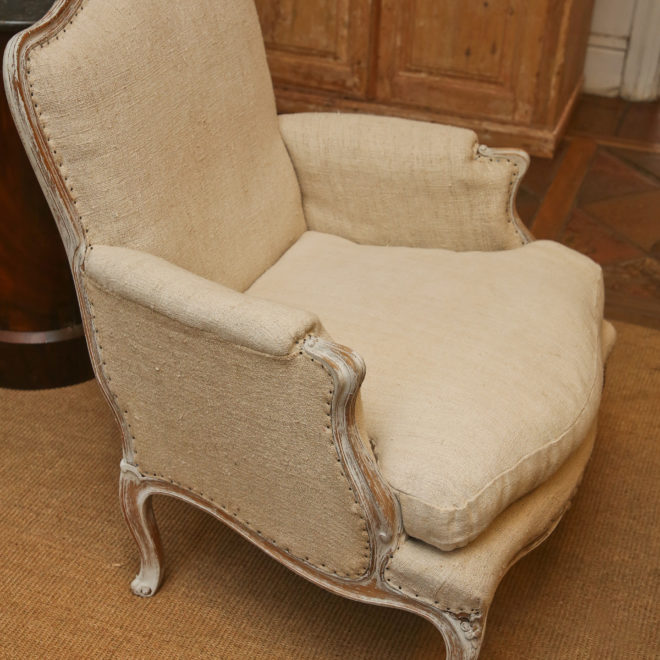 Pair French Chairs 4