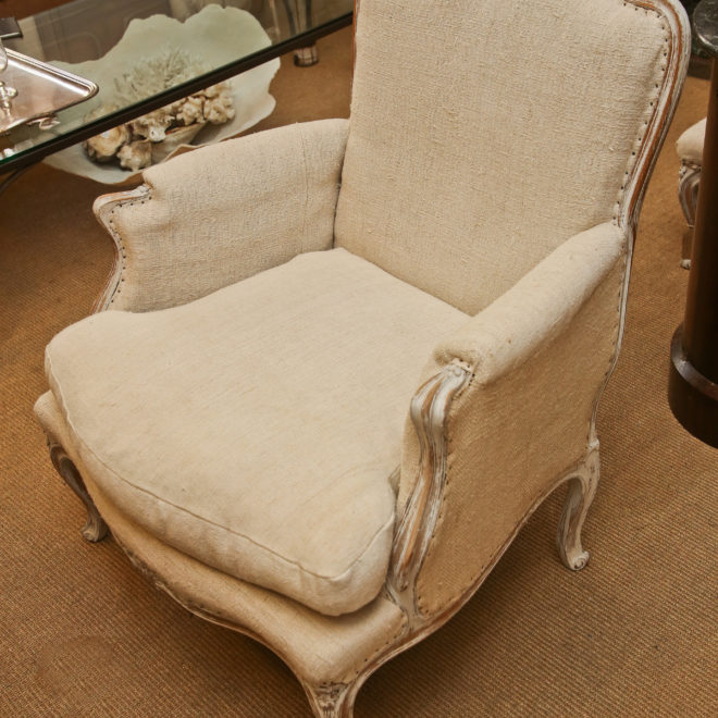 Pair French Chairs 8
