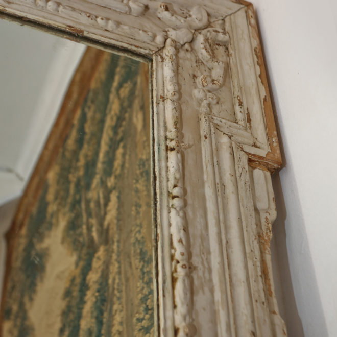 Large Painted Mirror 4
